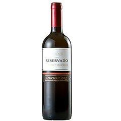 Vinho tinto chileno Concha y Toro, garrafa de 750 ml