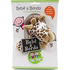 Girafinha Bebê a Bordo