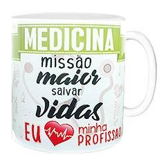 Caneca Medicina
