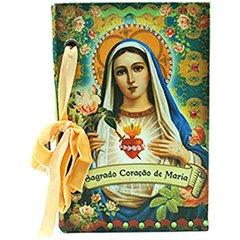 Moleskine Sagrado Coração Maria