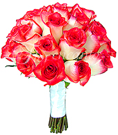 B. Noiva - Rosas Importadas Bicolores