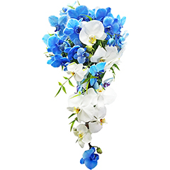 Bouquet Noiva Blue