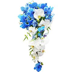 Bouquet Noiva Blue