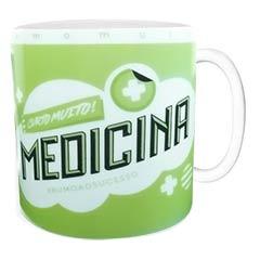 Caneca Medicina l