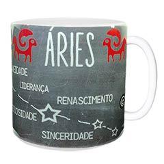 Caneca Áries