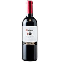 Vinho tinto chileno Cabernet Sauvignon 750 ml