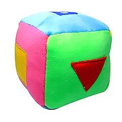 Cubo Colorido De Pelúcia
