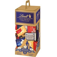 Presentes Lindt Premiun Assorted Napolitans