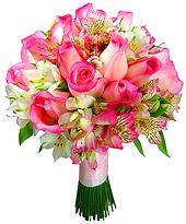 B. Noiva - Rosas Imp. Bicolores E Alstro