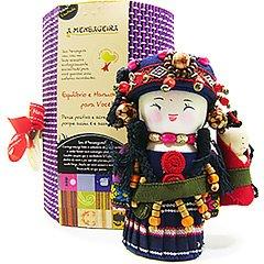 Boneca Mensageira - Maonam - Beleza
