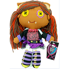 Presentes Boneca Monsters - Clawdeen Wolf