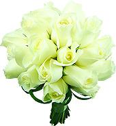 B. Noiva - Rosas Brancas Importadas