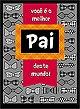 Cartão Gigante - Pai - Gt 319 - 34 X 25