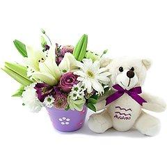 Flores De Aquário