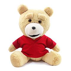 Ursinho Teddy super charmoso com camisetinha.