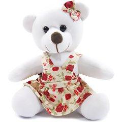 Ursinha Encantada Vermelha