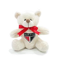 Um fofo ursinho São Paulino para alegrar o dia do(a) torcedor(a) especial.